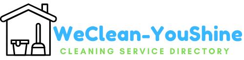 WeClean-YouShine Logo